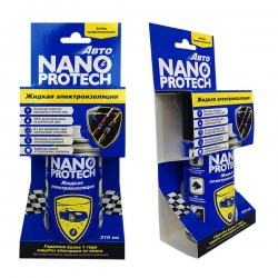 Жидкая электроизоляция Nanoprotech Супер Изоляция (0,2 л)